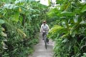 Balade à vélo dans le delta du Mékong