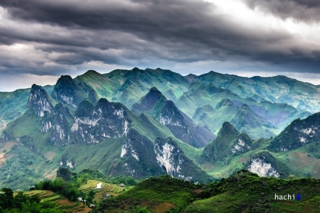 Plateau-calcaire-de-Dong-Van