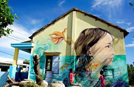 En venant enrichir l'attraction touristique de Quang Nam en général, les fresques murales constituent un nouvel élément de découverte et de mise en valeur de la commune, permettant ainsi d'améliorer la vie des habitants de Tam Thanh en particulier.