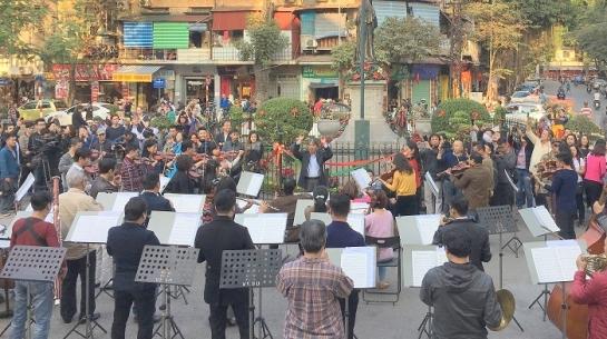 rue musique saigon