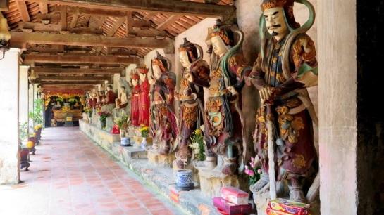 pagode nom ancien statue