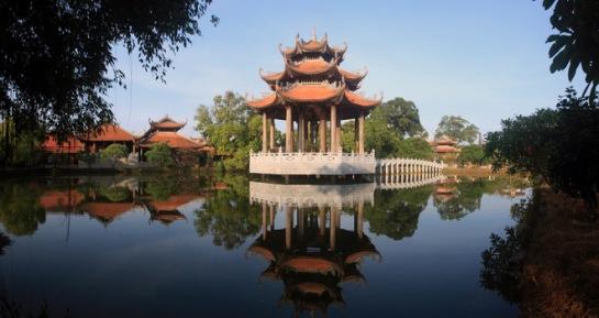 pagode nom