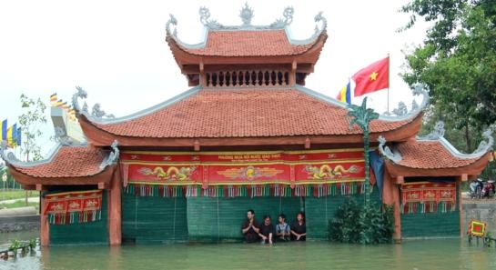 village dao thuc marionnettes artiste