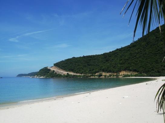 longue plage