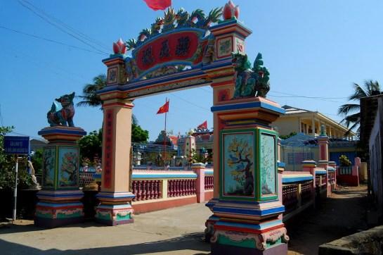 pagode am linh tu