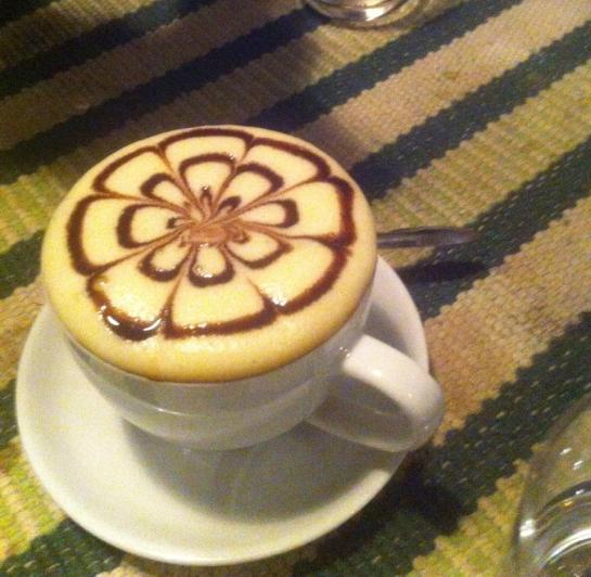 cafe oeuf