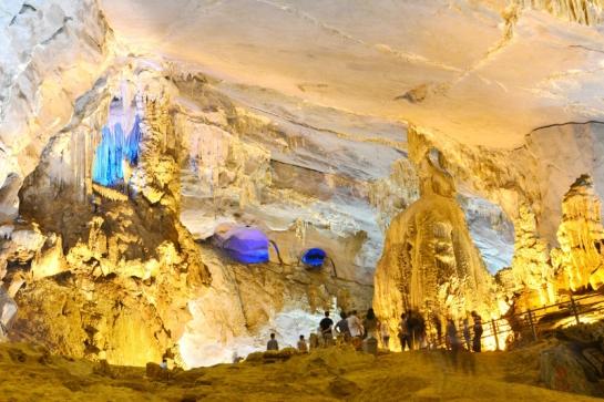 grotte thien duong