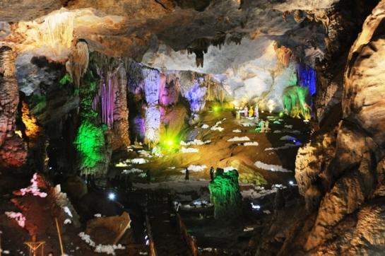stalactite de thien duong