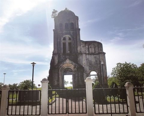 cathedrale de tam toa