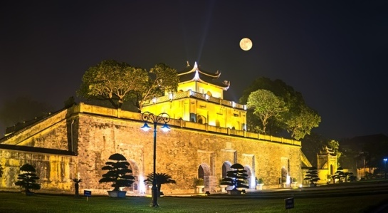 citadelle royale Thang Long 1