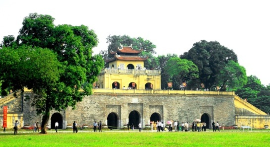 citadelle royale Thang Long