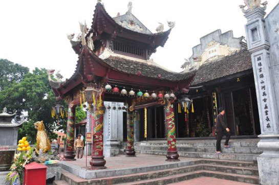 temple cua ong