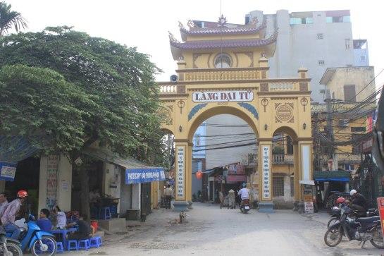 village dai tu