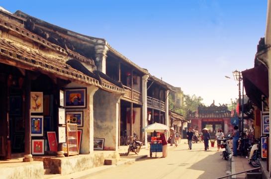 la vieille ville hoi an