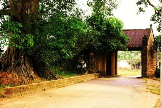 l'ancien village duong lam