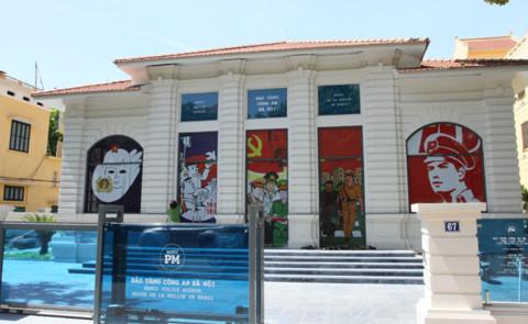 musee des polices de hanoi