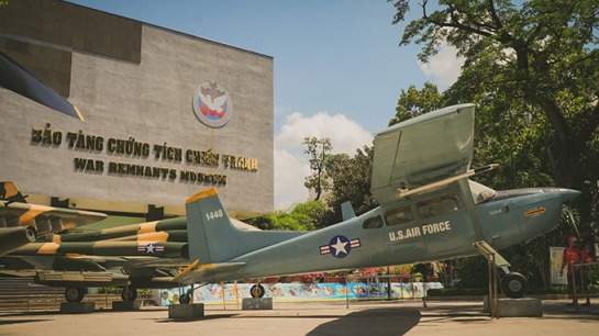 musee des vestiges de la guerre