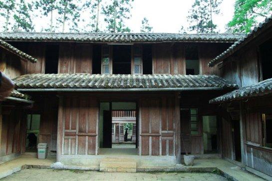 palais du roi des hmong