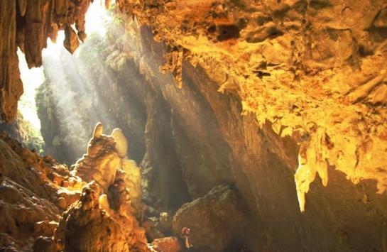 grotte apres midi