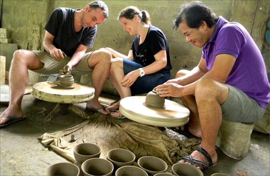 village ceramique thanh h
